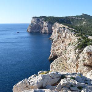 Sardische Küste bei Algehro